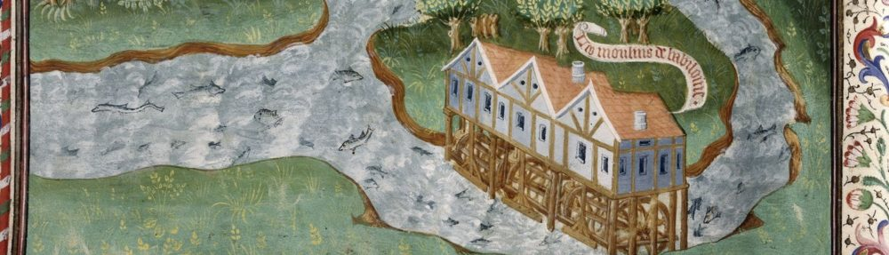 Environmental History Network for the Middle Ages (ENFORMA)